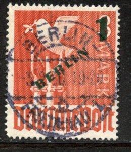 Berlin # 9N67, Used. CV $ 16.00