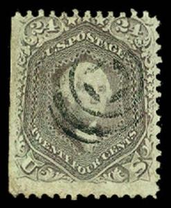 U.S. 1861-66 ISSUES 70a  Used (ID # 58845)