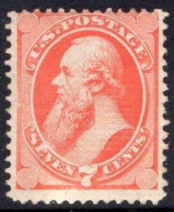 H GRILL US Stamp #138 MINT Regummed SCV $1550 (as no gum)
