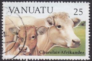Vanuatu 1984 SG387 Used