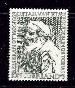 Netherlands B294 MNH 1956 issue