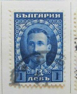A6P21#49 Bulgaria 1921-23 1l used
