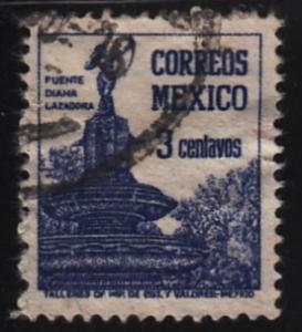 Mexico, Scott # 856(1), Used