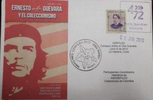 O) 2013 COLOMBIA, CERFILEX - ERNESTO CHE GUEVARA, FRANCISCO JAVIER CISNEROS - 1s