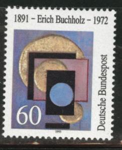 Germany Scott 1623 MNH** 1991 Buchholz stamp
