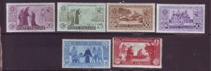 J20318 jlstamps 1931 italy from a set mh #258-up st anthony