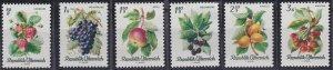 Austria 778-783 MNH (1966)
