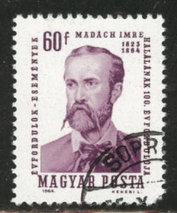 Hungary Scott 1578 Used stamp