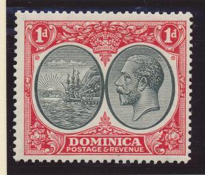 Dominica Stamp Scott #67, Mint Hinged - Free U.S. Shipping, Free Worldwide Sh...