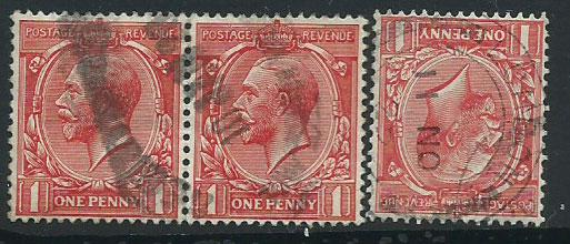 Great Britain SG 357