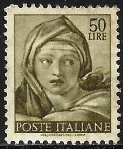 Italy 1961 Scott# 821 Used