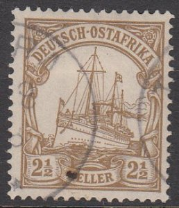 German East Africa 22 Used CV $1.75