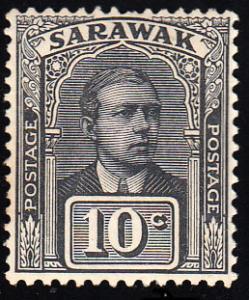 Sarawak Scott 62 Unused lightly hinged.