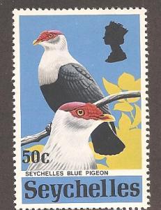 Seychelles 301 Mint VF HR