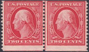 U.S. 353 F+ MH GL PAIR (121618)