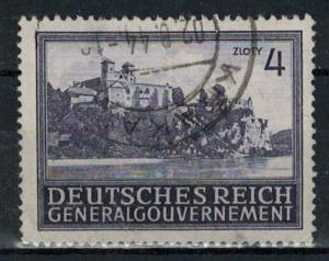 Poland - German Occupation - Scott N101
