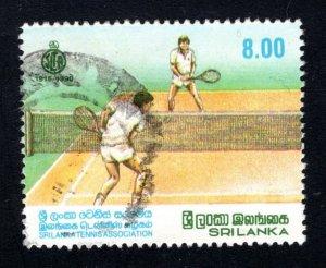 Sri Lanka #975,    VF, Used,  CV $3.50 ....  1290486