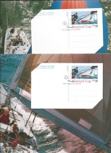 Sailing UX163, First Day Covers