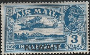 Kuwait, #C2 MH From 1933-34