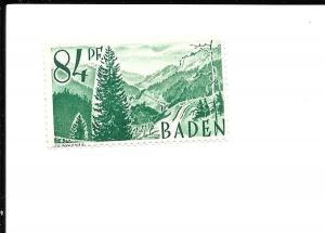 Germany - Baden 5N12