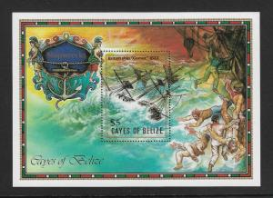 27,MNH Cayes of Belize