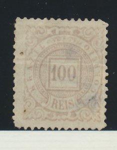 Brazil Stamp Scott #92, Used?