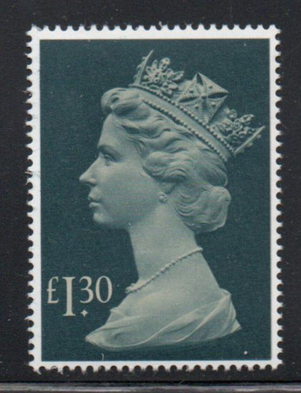 Great Britain Sc MH170 1983 £1.30 Machin Head stamp mint NH