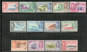 Cayman Islands # 122-34, Used. CV $ 59.25