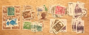 India Scott#837...Group of 70 stamps F/VF Used  Cat. $74.00