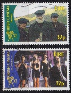 IRLAND IRELAND [1996] MiNr 0969,70 ( O/used )