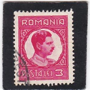 Romania,  #    374    used