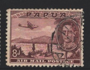 Papua New Guinea Sc#C13 Used