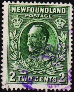 Newfoundland. 1932 2c  S.G.223 Fine Used