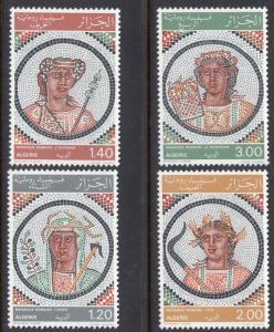 ALGERIA SCOTT 591-594