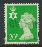 Great Britain Northern Ireland SG NI79 SC# NIMH69  Machin 20p Used  see scan