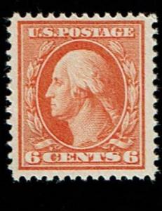 Scott #379 VF/XF-OG-NH.