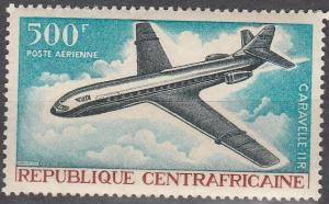 Central African Repub #C49  MNH F-VF CV $14.00 (SU3424L)