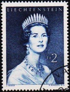Liechtenstein. 1960 2f S.G.405 Fine Used