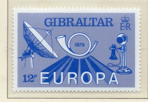Gibraltar 1979 QEII Early Issue Fine Mint Unmounted 12p. NW-99290