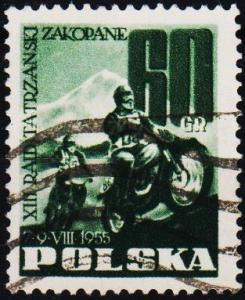 Poland. 1955 60g S.G.934 Fine Used