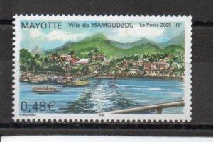 Mayotte 217 MNH
