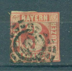 Bavaria sc# 10 used cat value $4.00