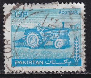 Pakistan 462 Farm Tractor 1979