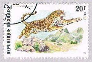 Togo 887 Used Leopard 1974 (BP3185)
