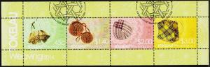 Tokelau. 2014 Miniature Sheet.  Fine Used