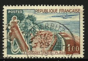 France 1962 Scott# 1027 Used