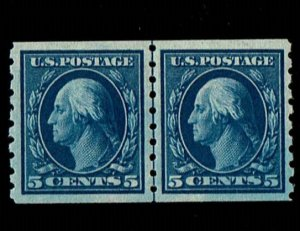 Scott #396 XF-OG-NH. With 2019 PSE certificate. A Showpiece