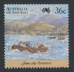 SG 1064  SC# 1025a  Used  - Australian Settlement 7th Issue