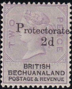 Bechuanaland 1888 SC 61 Mint