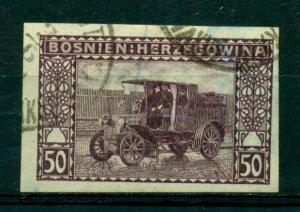 Bosnia & Herzegovina 1906 #42b U SCV(2020)=$6.75